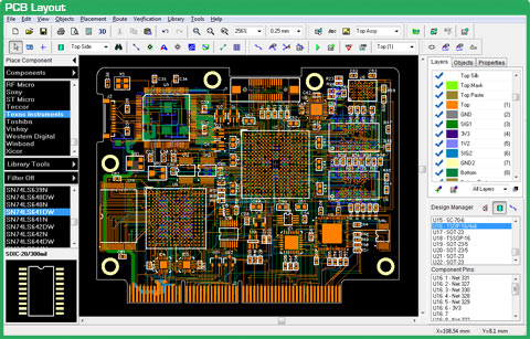 DipTrace PCB Software