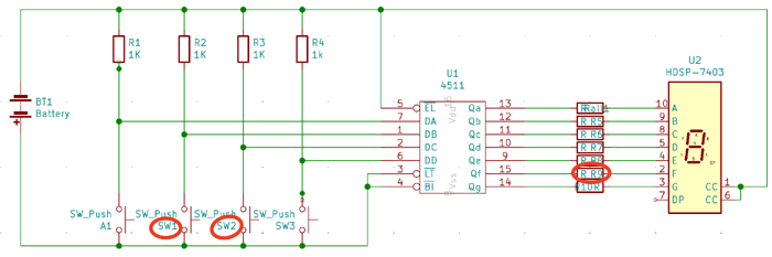 Name Components in KiCad