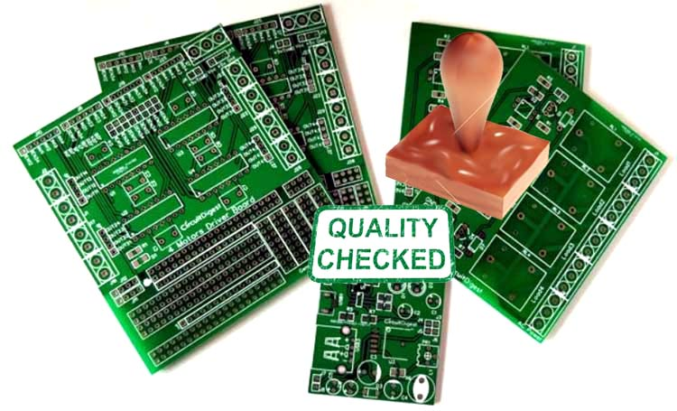 PCB Quality Control – Things to validate during Design, Fabrication, Procurement and Inspection